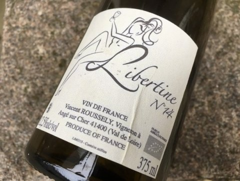 Vin de France, Libertine No 14, Clos Roussely