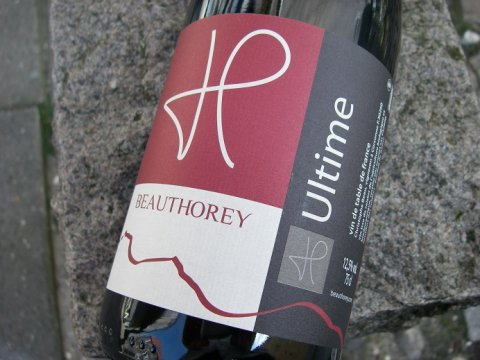 [2008] Vin de France, Ultime, Dom. Beauthorey